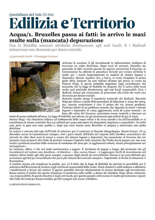 Edilizia-Territorio-Il-Sole-24-Ore-Acqua